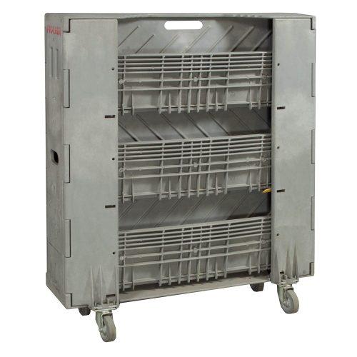 Samson Pioneer Folding Cart-Gray-03