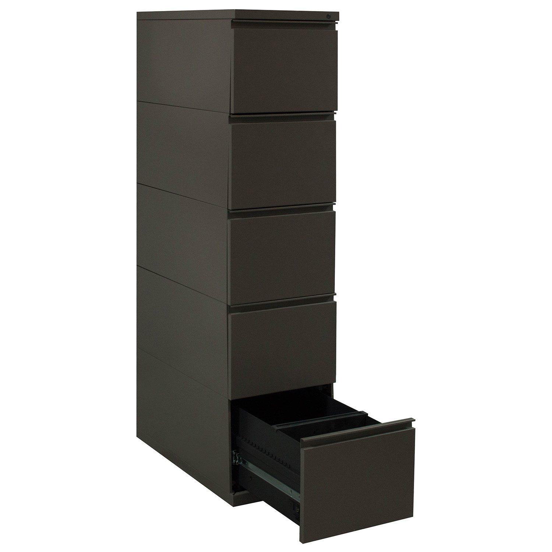 Herman miller meridian used letter size 5 drawer vertical for Meridian cabinets