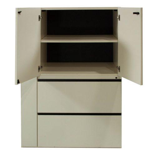Utility Cabinet-White Laminate-03