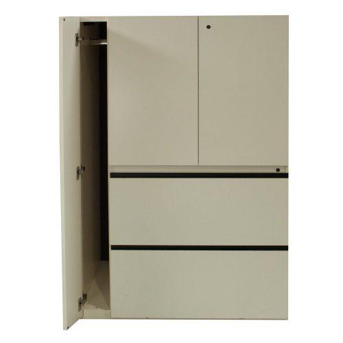 Utility Cabinet-White Laminate-04