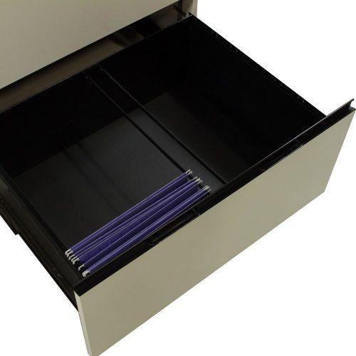 Utility Cabinet-White Laminate-05