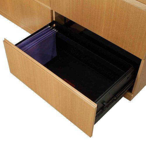 Haworth-Right Return-Maple Desk-Bullet Topt-03