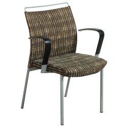 Krug-Stack Chair-Brown Pattern-01