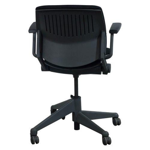 Steelcase-Vecta Kart-Black RAY-03