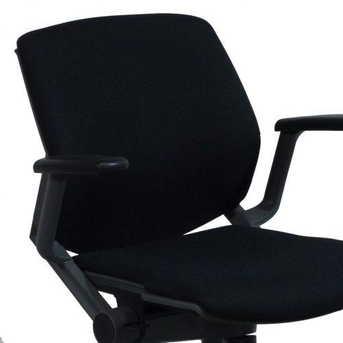Steelcase-Vecta Kart-Black RAY-05