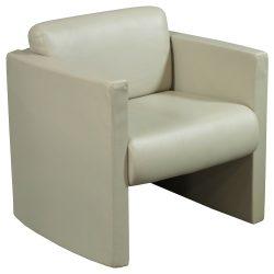 Teknion Vasari-Lounge Chair-Creme-01
