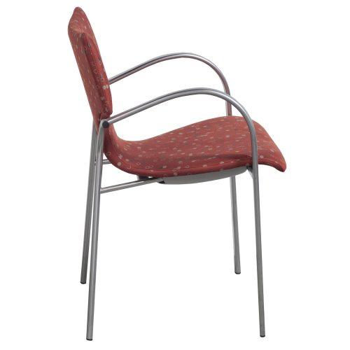 Bernhardt Strada-Dot Pattern-Stack Chair-02