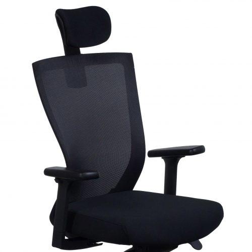 goSIT-88A-With Headrest-Black-04