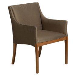 Geiger-Camden Chair-Brown Checker-01