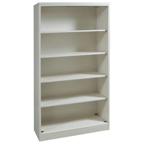 Herman MIller-70inch-Bookcase-Creme-01