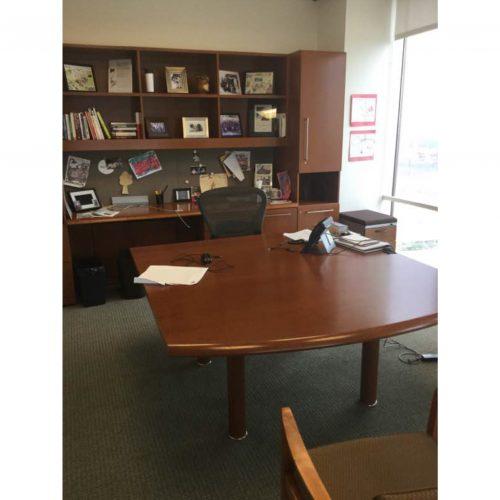 Herman Miller-Geiger Desk-5x5.5-Cherry-01