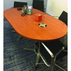 6ft-Veneer table set-01