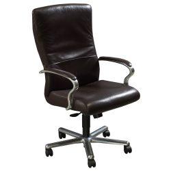 Steelcase-Brayton-LaCosta-Brown Leather-01