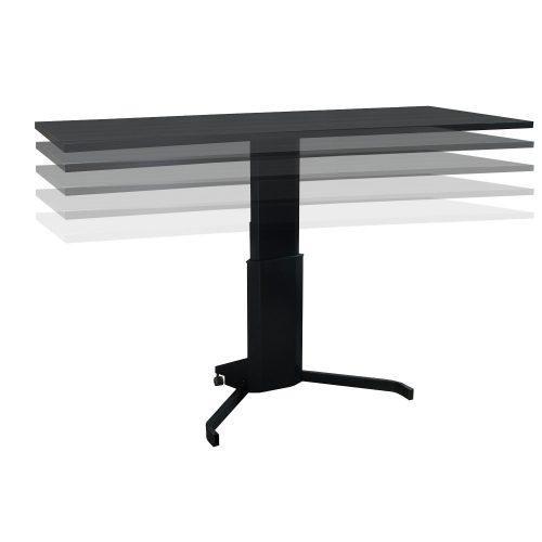 Black Base Lifting Table-01