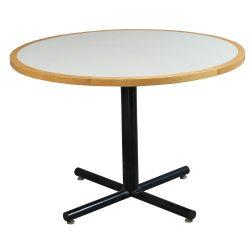 Round 36inch-Table-Maple Trim-01