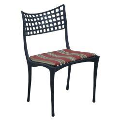 Brown Jordan-Patio Chair-Red-01