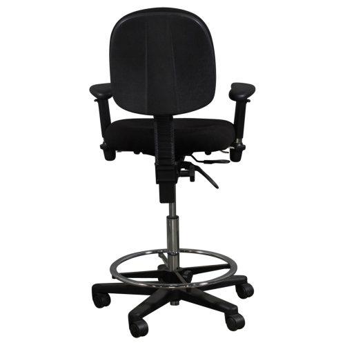Office Master-5500-Black Stool-03
