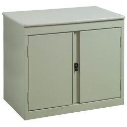 2 Door Storage Cabinet-Putty-01