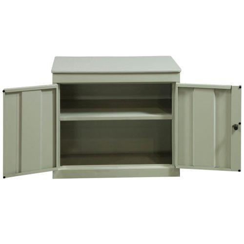 2 Door Storage Cabinet-Putty-02