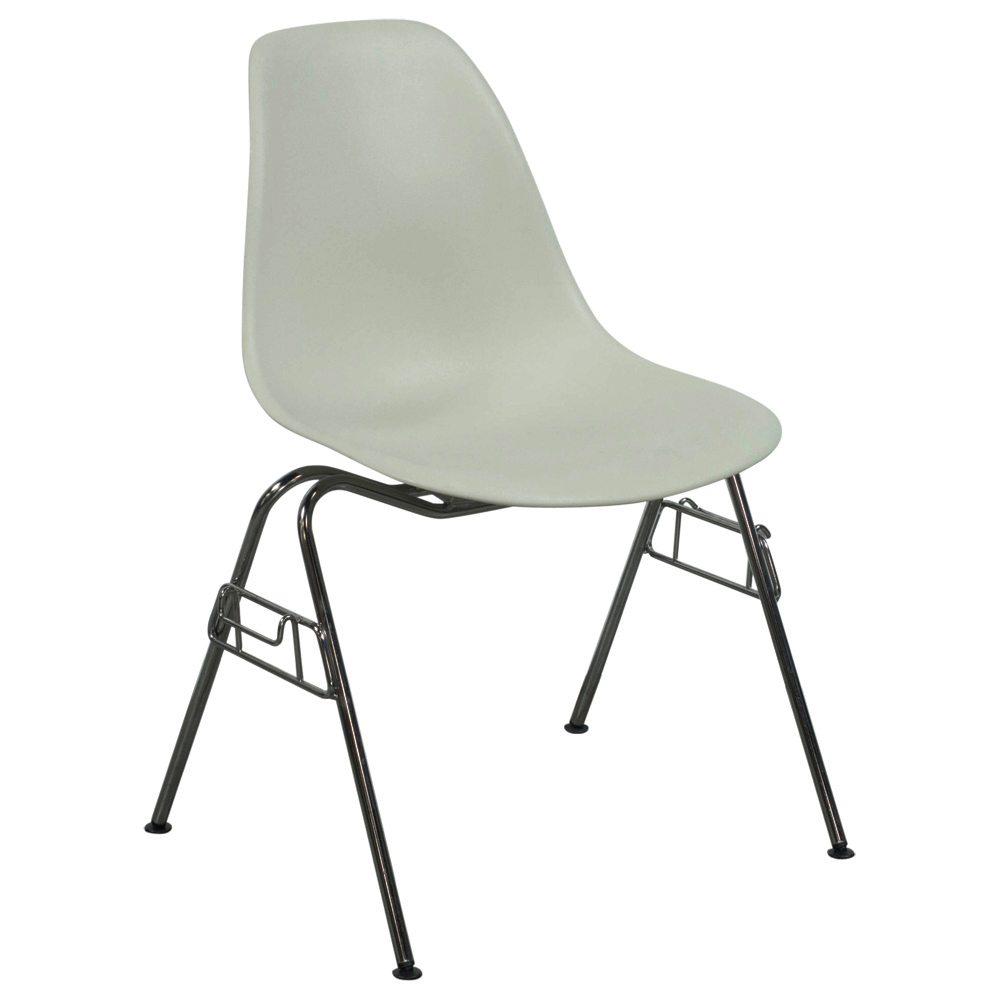 herman miller eames molded plastic side chair wafer. Black Bedroom Furniture Sets. Home Design Ideas