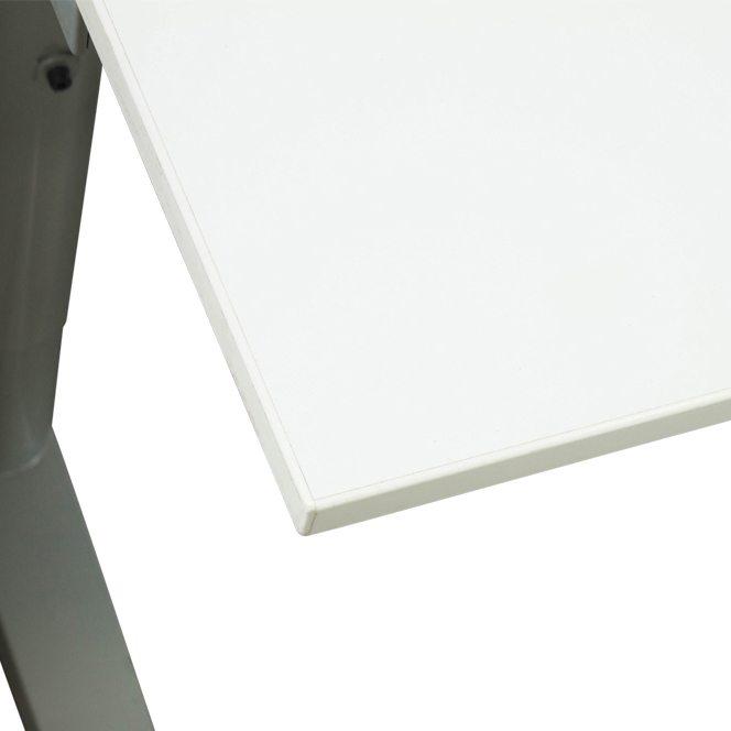 Ikea Galant ikea galant used 32 63 adjustable height laminate table white