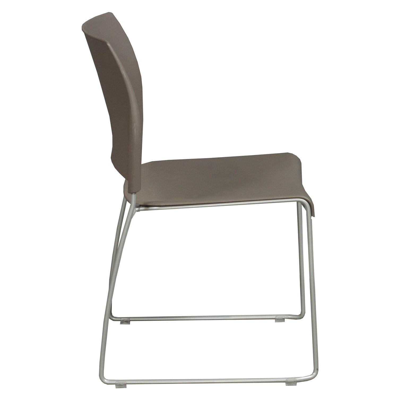 Allsteel nimble used stack chair brownstone national for Brownstone liquidators