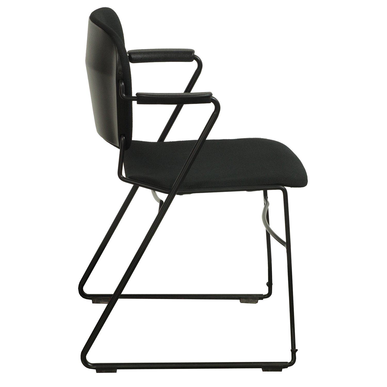 KI Perry Used Stack Chair Black