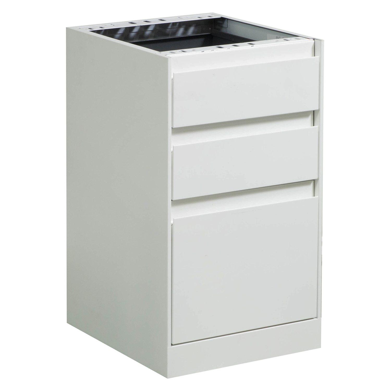 Steelcase Used Box Box File Pedestal White National