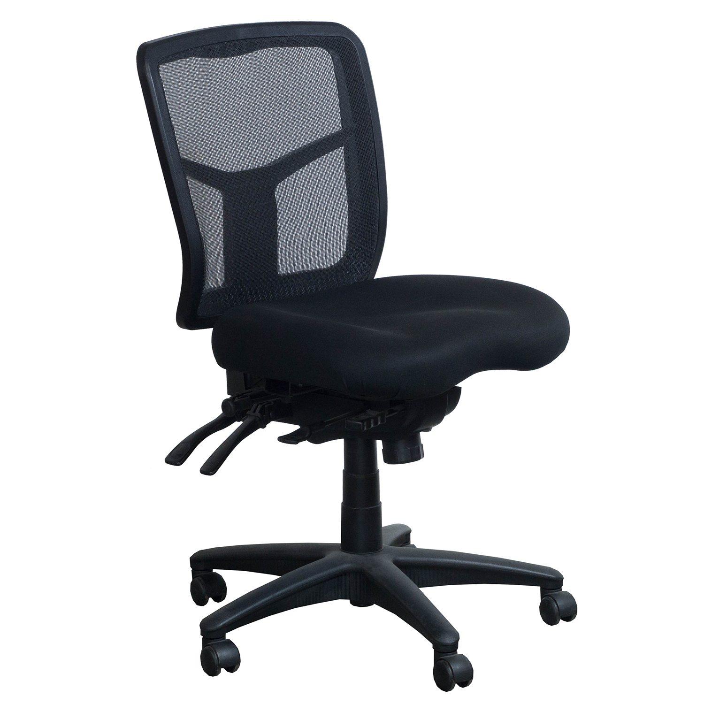 alera elusion series used mesh armless task chair black national office interiors and liquidators. Black Bedroom Furniture Sets. Home Design Ideas