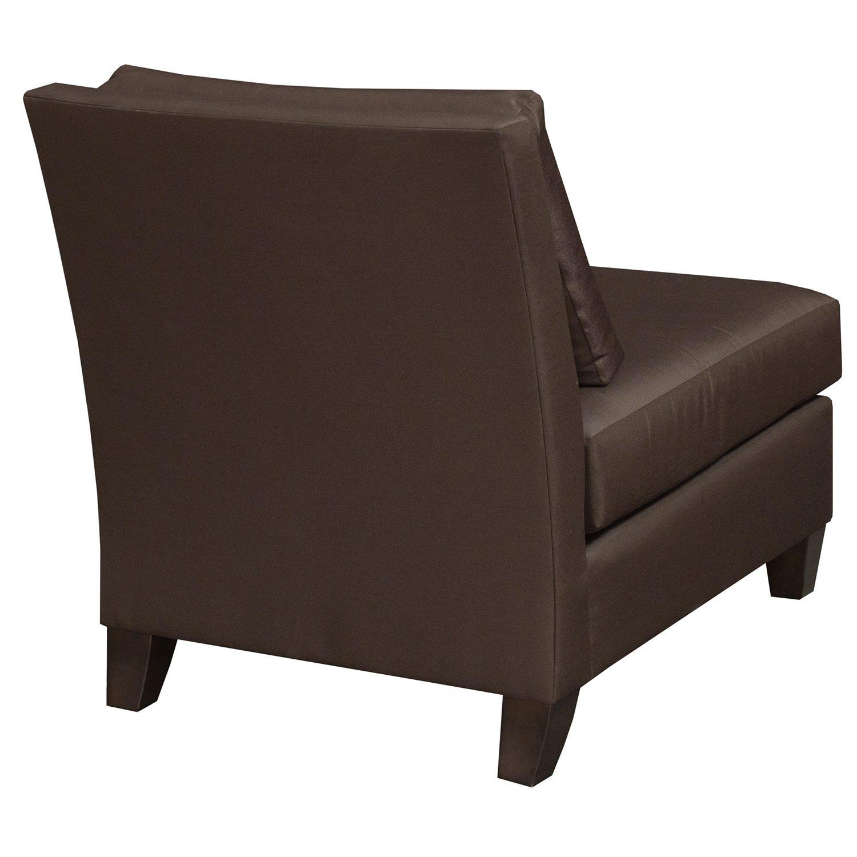Martin Brattrud Used Lounge Chair Armless Brown