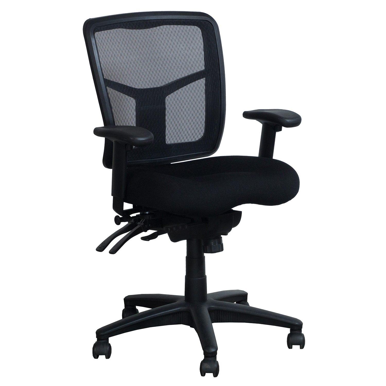 Performance Office Furnishings Used Mesh Task Chair Black