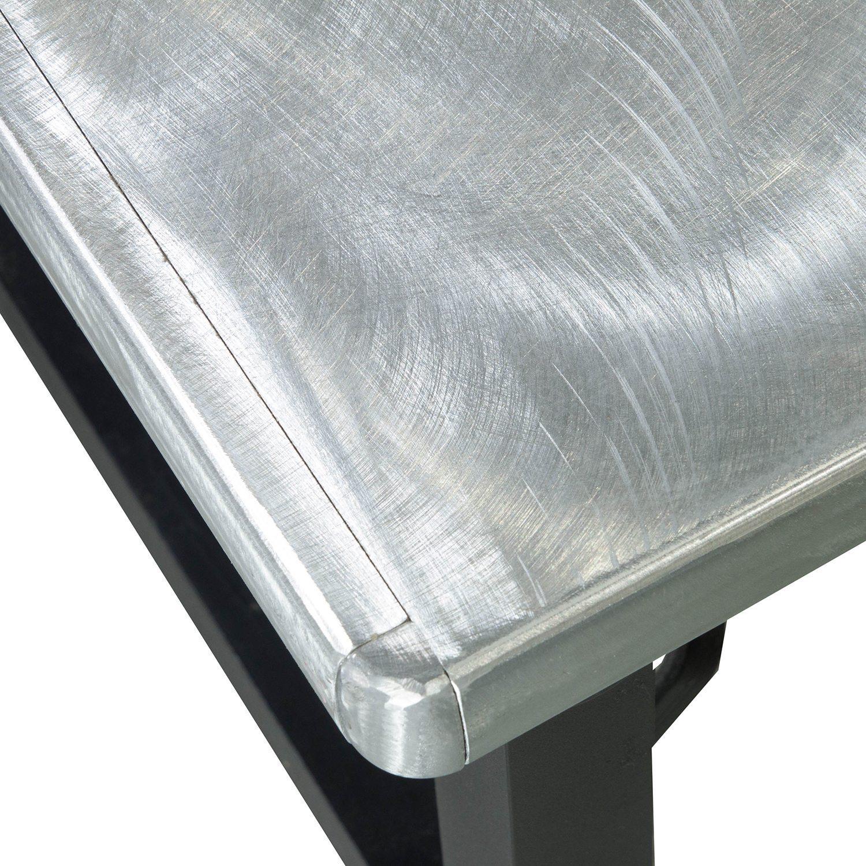 Southern Aluminum Heavy Duty 30 215 60 Used Folding Table