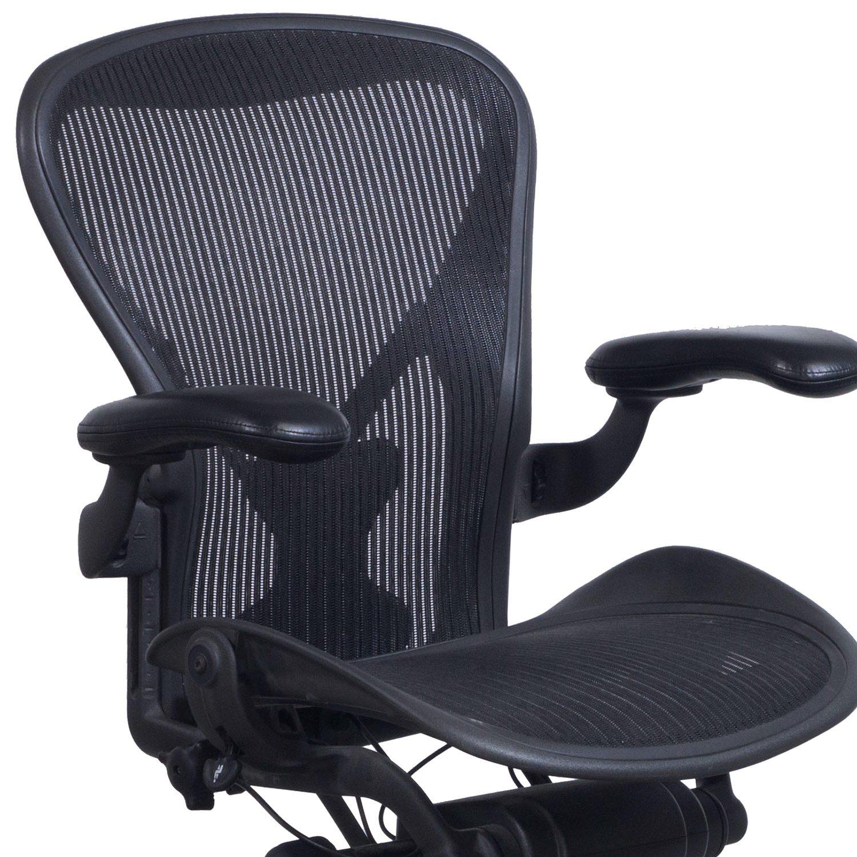 Herman Miller Aeron Chair Armrest Herman Miller Aeron