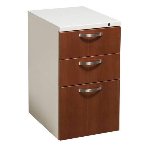 Herman Miller Box Box File Cherry Pedestal - Front
