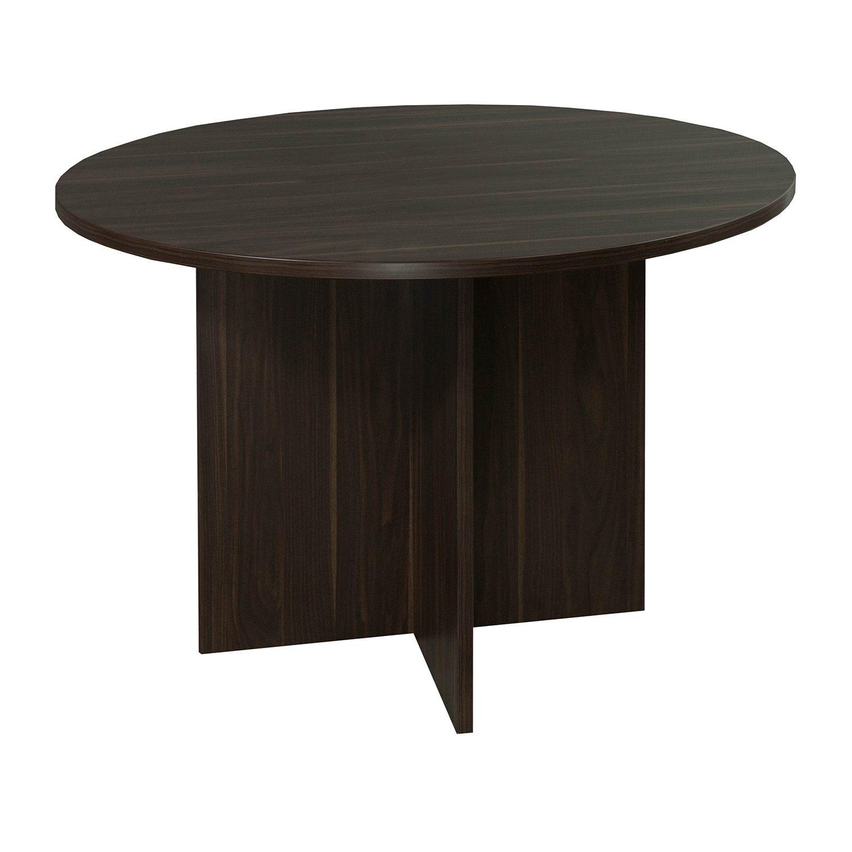 Denmark 42 Round Laminate Meeting Table No Grommet