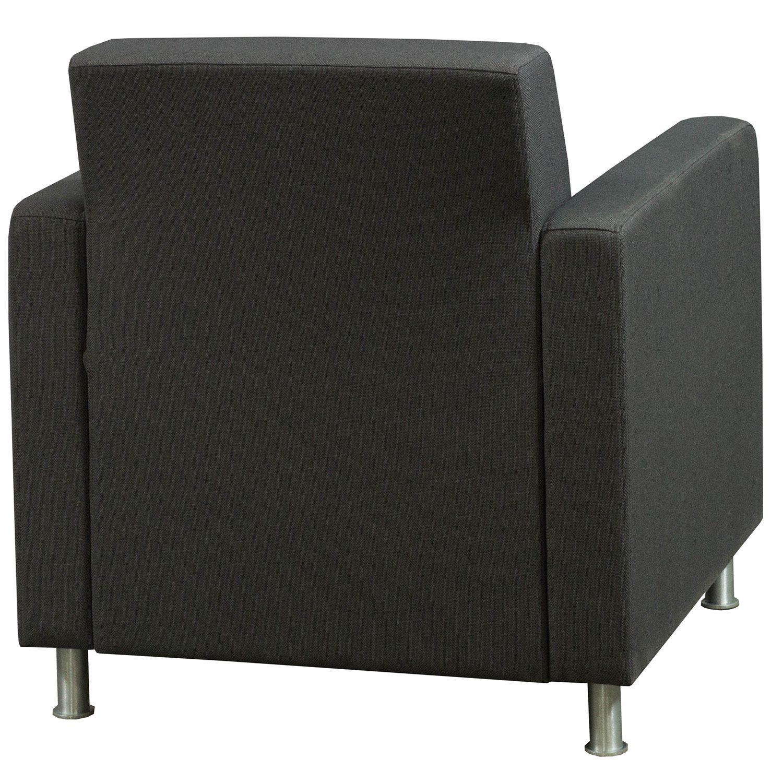 Ideon Composium Sharp Used Club Chair Spice Chai