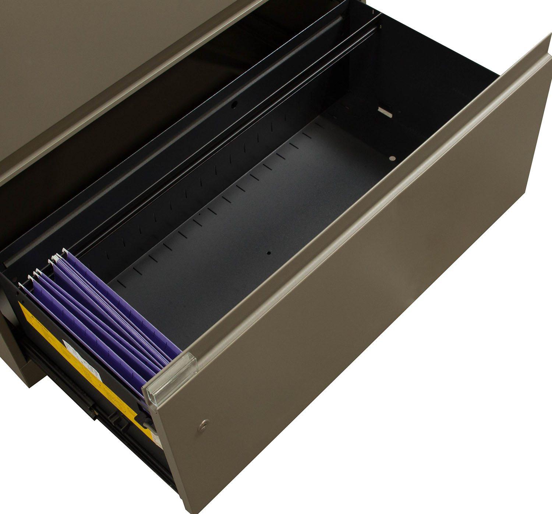 steelcase 4 door used 36 inch open shelf storage  fieldstone