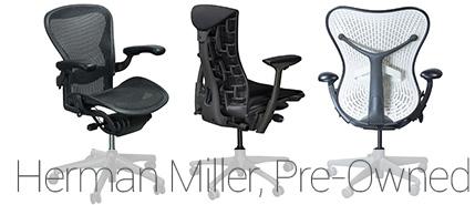 Herman Miller Pre-Owned