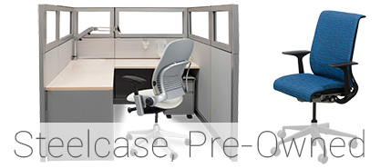 Pre Owned Steelcase