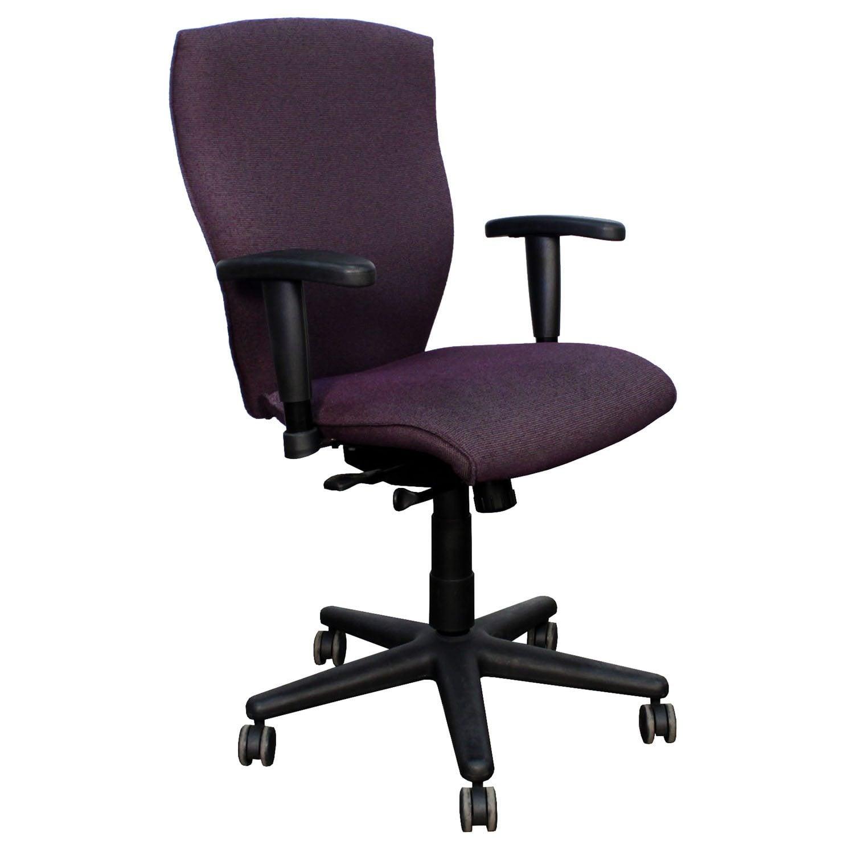 Allsteel Energy Used Task Chair Purple National Office