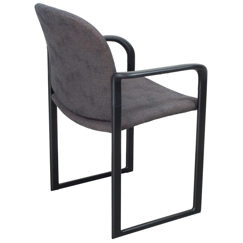 Gunlocke international used guest seating purple design for International seating decor