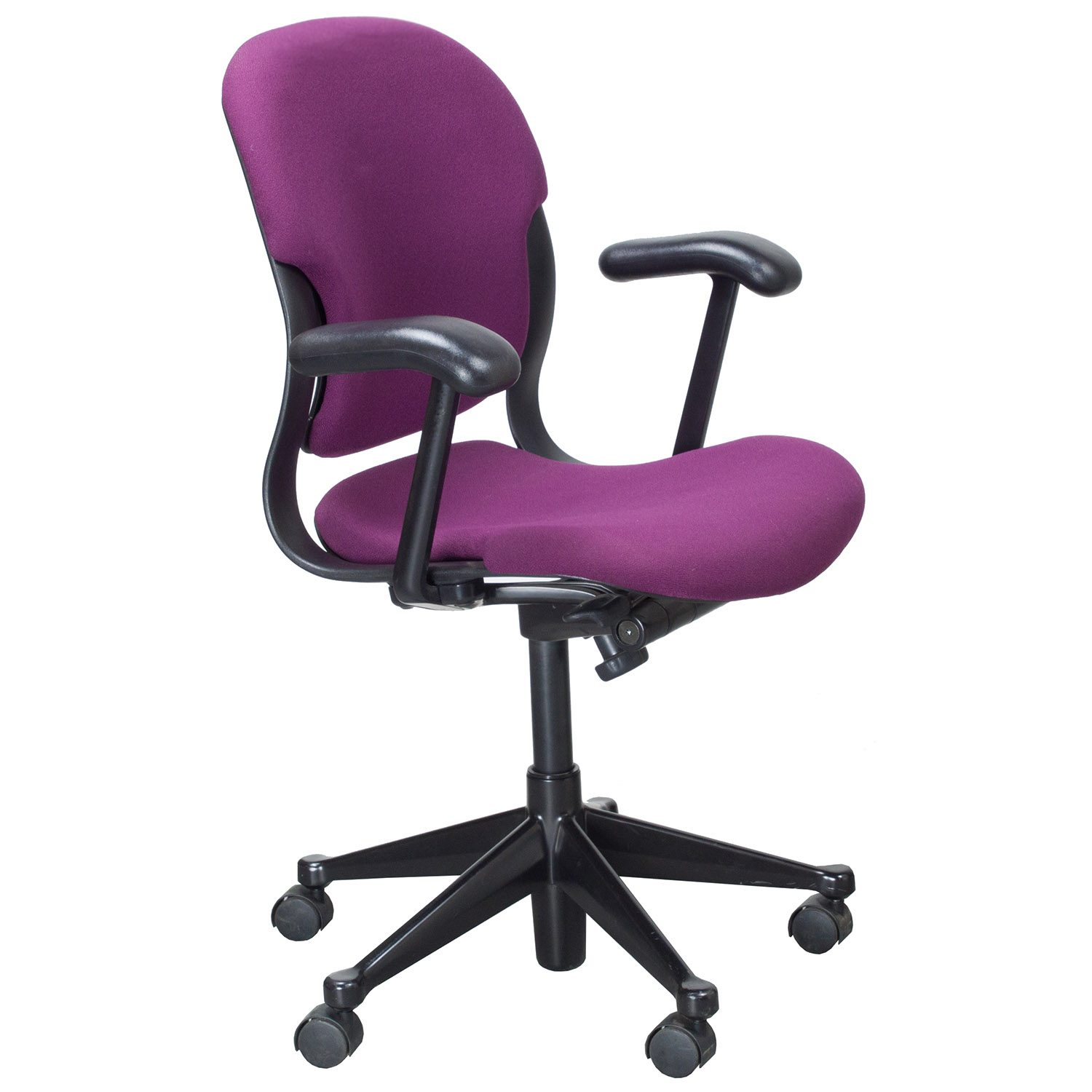 Herman Miller Equa 2 Used Task Chair Purple Fuchsia