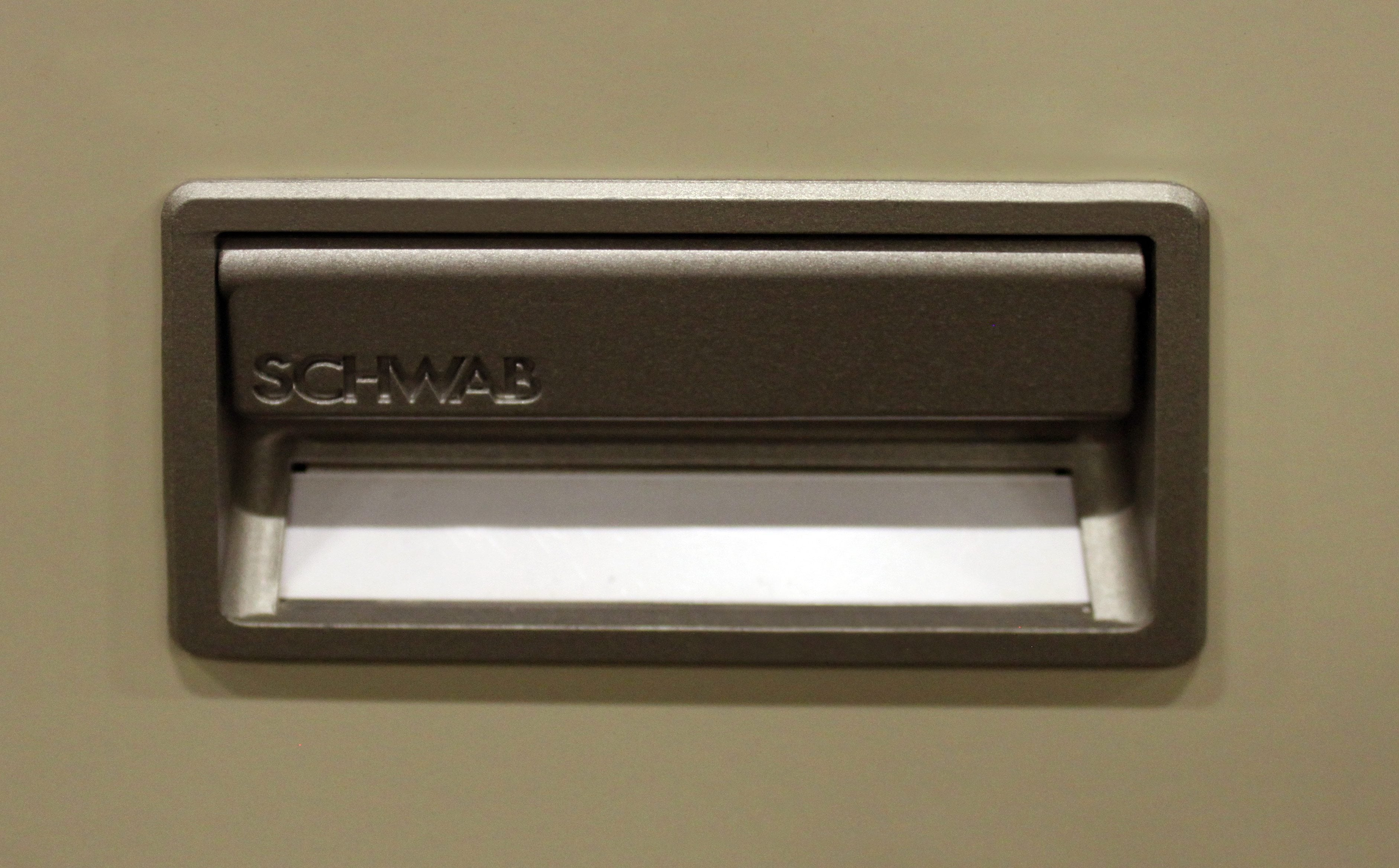 trident shaped letter schwab 5000 trident used putty letter sized file 25318 | IMG 0664