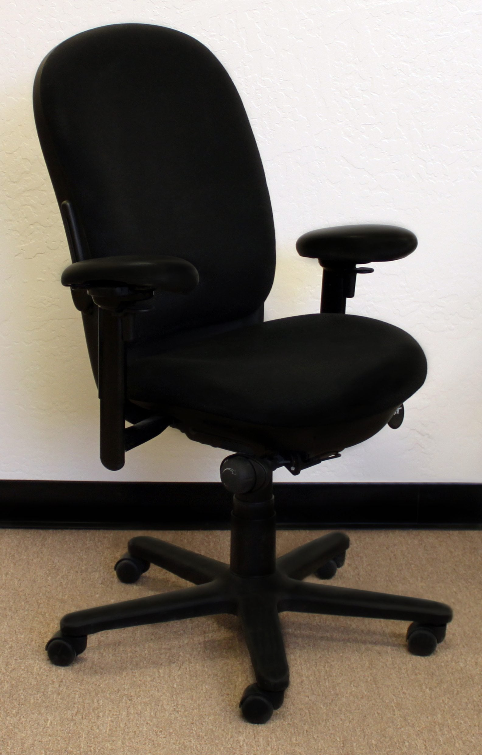 Steelcase Drive Used High Back Task Chair Black