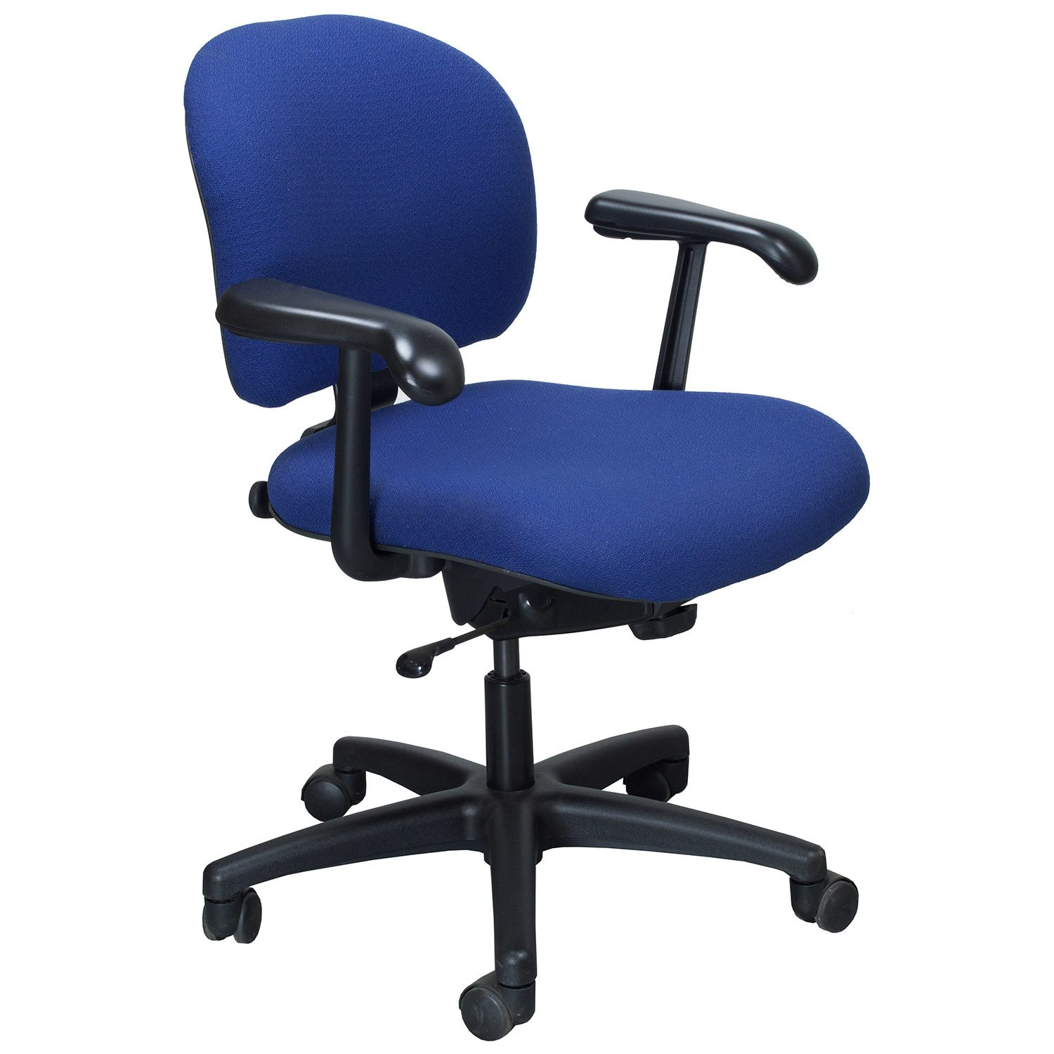 Knoll Parachute Used Task Chair, Blue - National Office ...