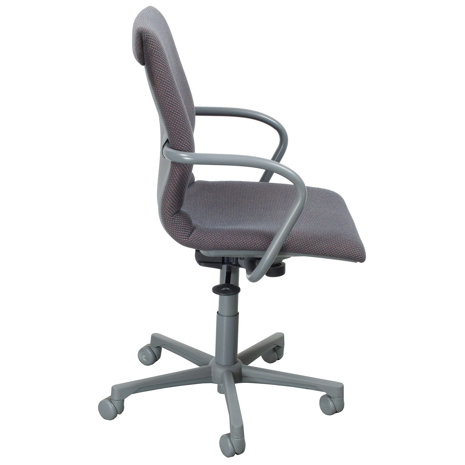 Steelcase Protege Used Conference Chair Purple Blend