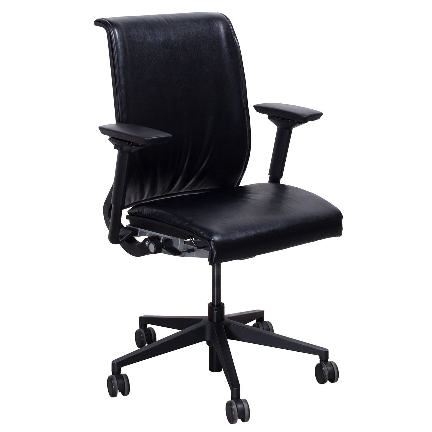 Steelcase Think Office Chair 3ds Max Steelcase Think Used Task Chair National Office Interiors And Liquidators Steelcase Think Used Task Chair Black National Office Interiors