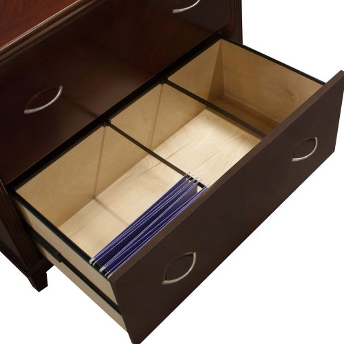Arlington 2 Drawer Lateral File - Filing Front to Back