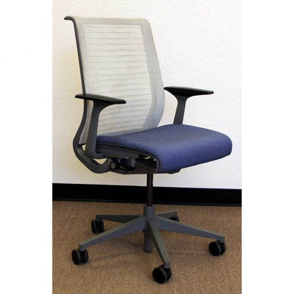 Steelcase Think Office Chair Air Steelcase Think Used Task Chair Blue And Creme Offerup Steelcase Think Used Task Chair Blue And Creme National Office