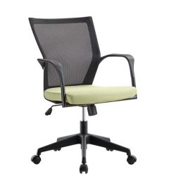 Bay by goSit Mesh Back Task Chair Green and Black